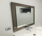 Custom Mirror Silverongrey