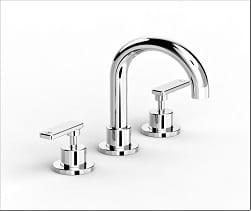 Faucet Chisel D Basin Set Lever