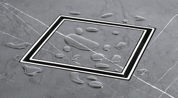 100mm Square Bermuda Floor Grate E