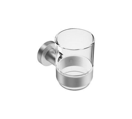 4600 Series Glass Tumbler + Holder 01