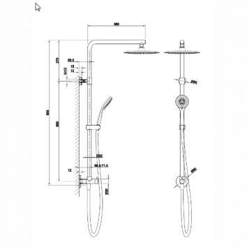 Aquas Luft Ba0108cp Specs