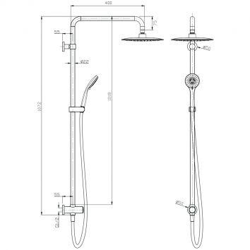 Aquas Luft Twin Ba0102 Specs