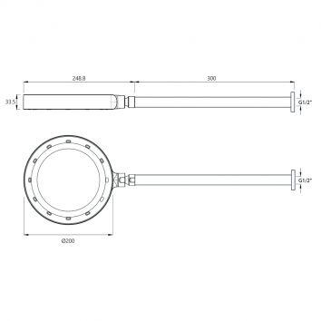 Aquas X Jet Ba0210cp Specs