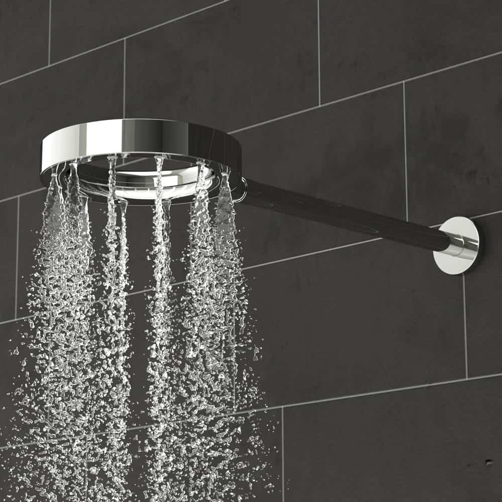 Aquas X Jet Wall Shower
