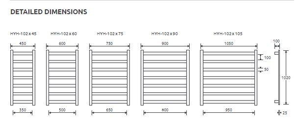Avenir Hybrid1020 Specs