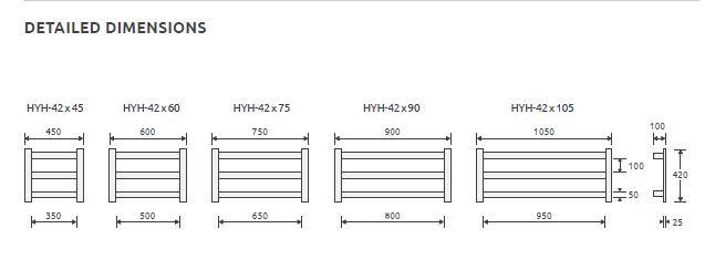 Avenir Hybrid420 Specs