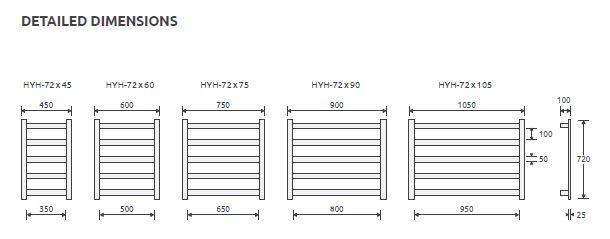 Avenir Hybrid720 Specs