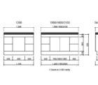Bargo Floorstanding Dwg