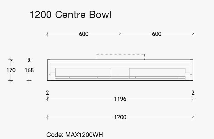 Blue Maxwell 1200 Specs