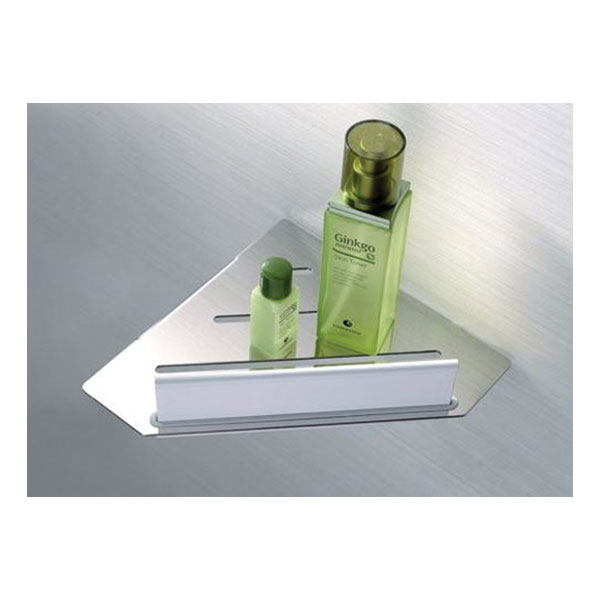 Corner Shower Shelf And Glass Scraper 02