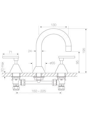Chisel Lever 31720 Specs