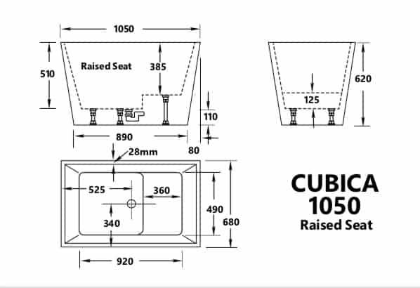Cubica 1050