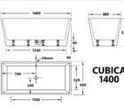 Cubica 1400