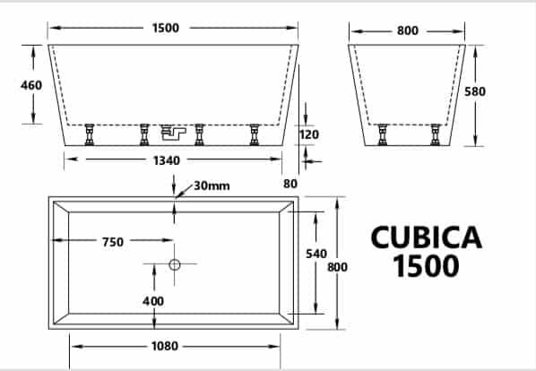 Cubica 1500
