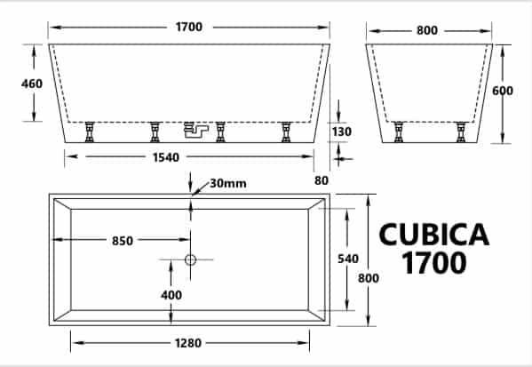 Cubica 1700