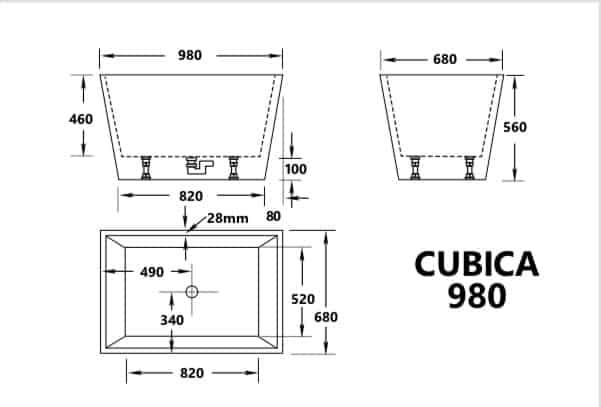 Cubica 980