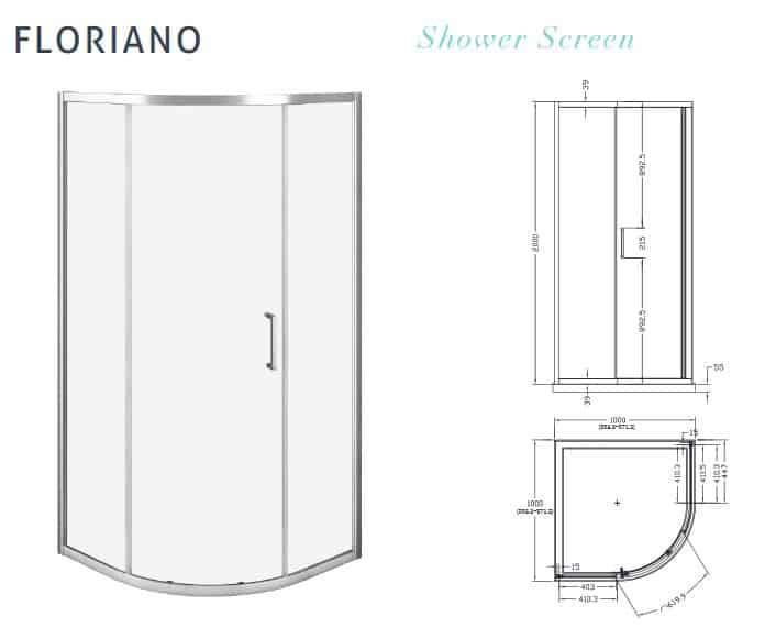 Decina Floriano Curved Screen Specs