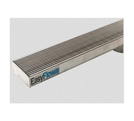 Easy Flow Standard Grate And Trough 01