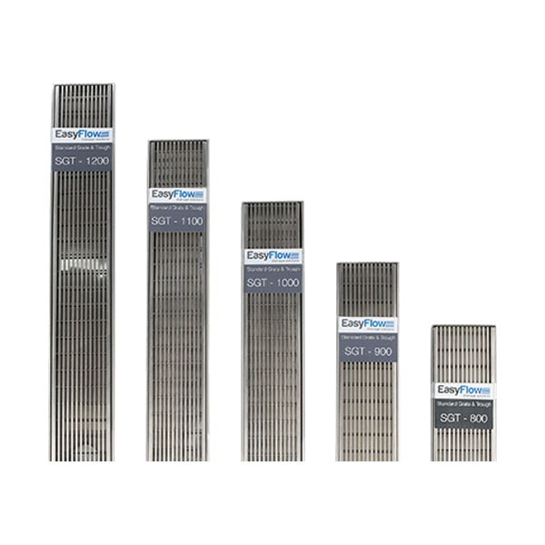 Easy Flow Standard Grate And Trough 03