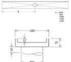 Easyfow Std Tile Grateandtrough Specs