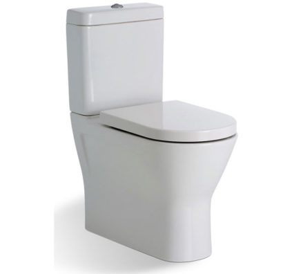 Fienza Rak Resort Rimless Toilet Suite 01