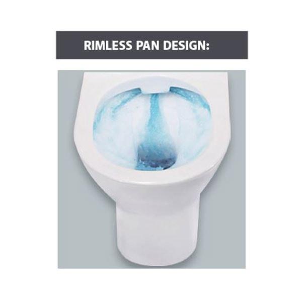 Fienza Rak Resort Rimless Toilet Suite 03