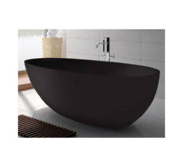 Fienza Bahama Bath Black 01