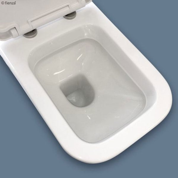 Fienza Caroline Wall Faced Pan + R&t Inwall Cistern 03