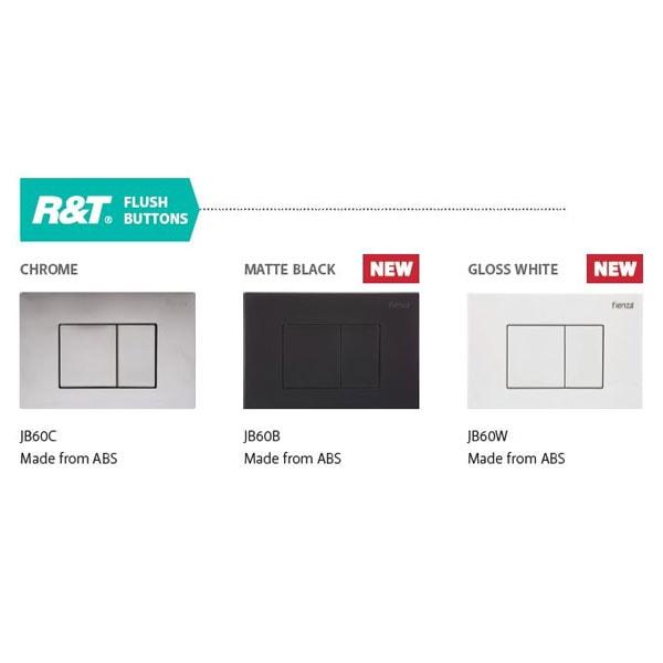 Fienza Koko Wall Faced Pan + R&t Inwall Cistern 05