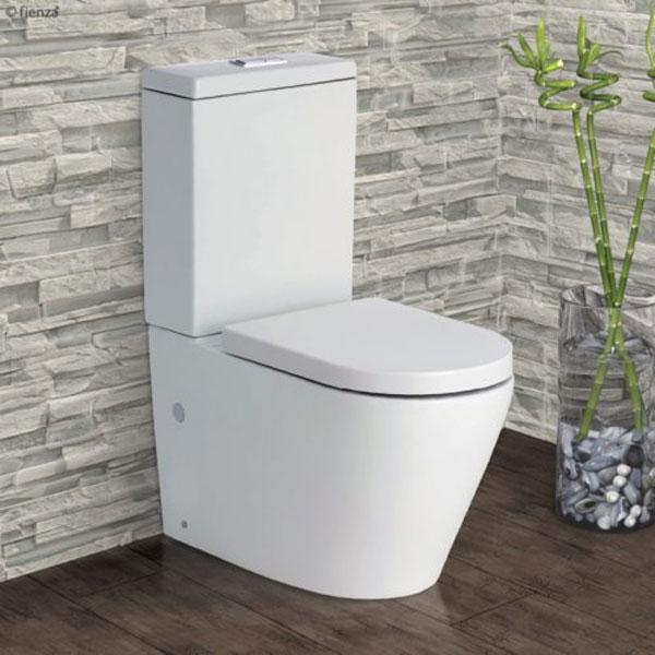 Fienza Lambada Toilet Suite 02