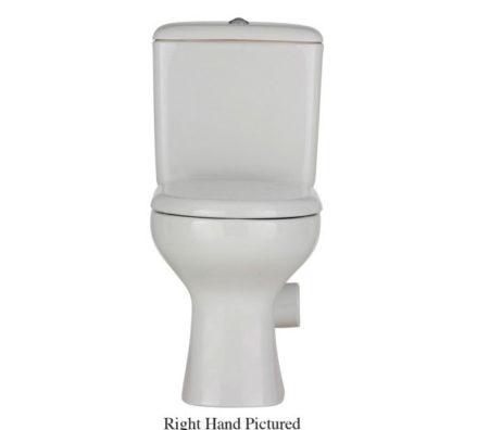 Fienza Liwa Skew Pan Toilet Suite 01
