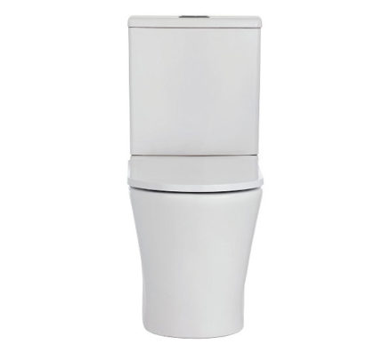 Fienza Luciana Rimless Toilet Suite 01