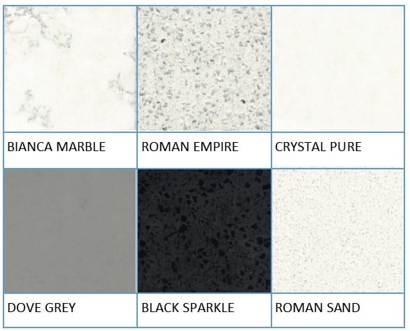 Fienza Stone Colours