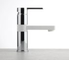 Faucet Mwandch Basin Mixer Swivel