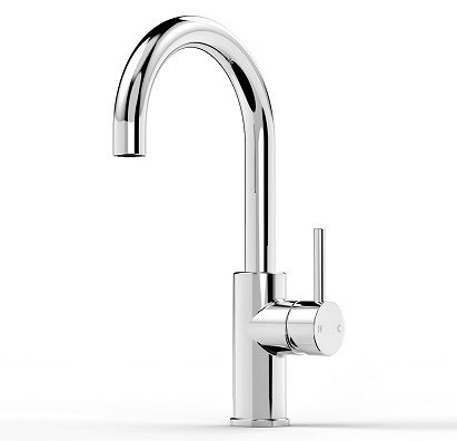 Faucet Pegasi M Sink Mix Curve 160