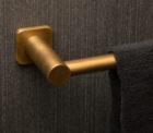 Faucet Zeos Agedbrass Towel Rail