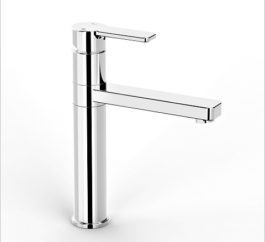 Faucet Zeos Basinmixerswivel Mid 35127