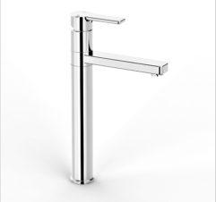 Faucet Zeos Basinmixerswivel Tall 35128