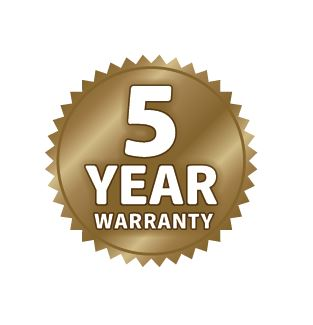Fienza 5year Warranty