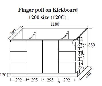 Fienza Fp 1200 Kick Specs