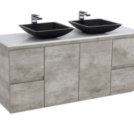 Fienza Industrial Edge 1500 D Wh Basins
