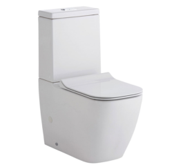 Fienza Lincoln Toilet Suite