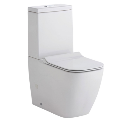 Fienza Lincoln Toilet Suite
