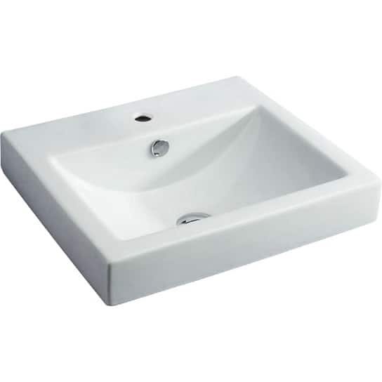 Fienza Lowprofile Semiinset Basin Tr4034a