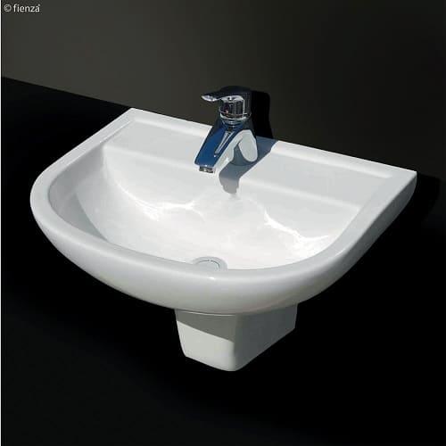 Fienza Rak X500 Wall Basin 601801w 2