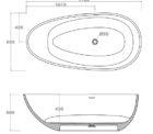 Fienza Ss06 Cambria Bath Specs