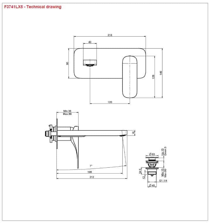Fima Quad F3741lx5 Specs
