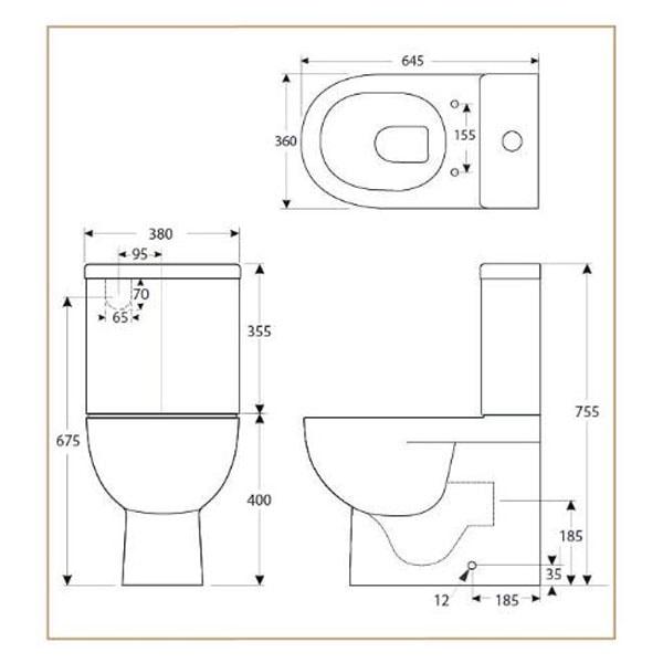 Gareth Ashton Lucia Flush To Wall Toilet Suite 02