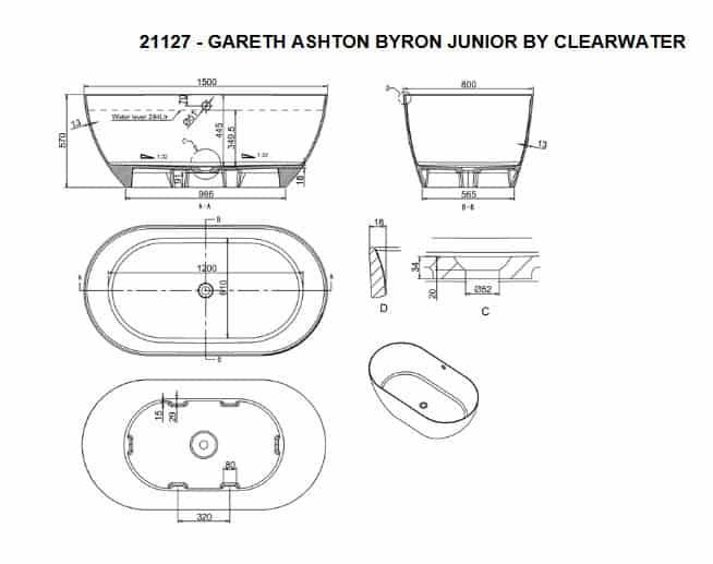Ga Byron 21127 Specs