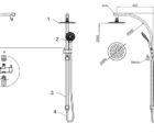 Ga Monzatwin Shower Rhb05 Specs